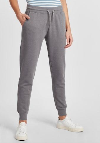OXMO Sweathose »Polah«, Kuschelweiche Sweat Pant Jogginghose kaufen