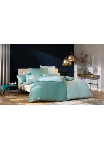 Leonique Wendebettwäsche »Sofia«, mit farblich abgesetzter Wendeseite kaufen