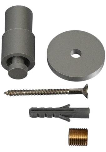 Liedeco Deckenträger für Gardinenstangen »Power«, (1 St.), für Gardinenstangen Ø 20 mm kaufen