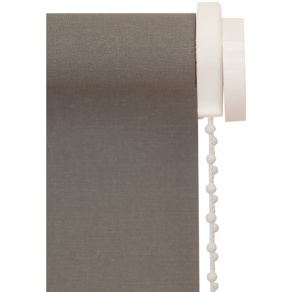 sunlines Seitenzugrollo »Uni«, Lichtschutz, mit Bohren, 1 Stück
