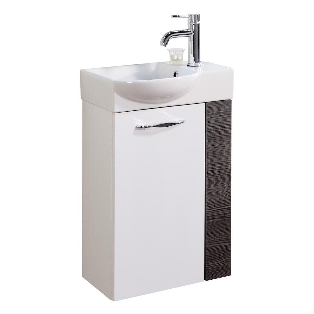 FACKELMANN Waschtisch »A-VERO«, Badmöbel in Breite 45 cm