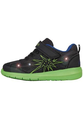 Kappa Sneaker »BANG K«, mit cooler Blinkfunktion kaufen