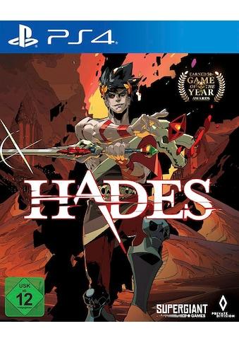 Take 2 Spiel »Hades«, PlayStation 4 kaufen