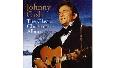 Musik-CD »The Classic Christmas Album / Cash,Johnny« kaufen