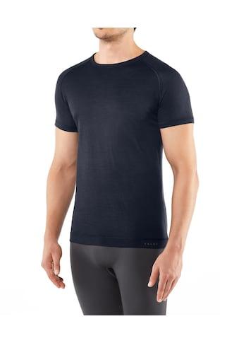 FALKE Funktionsshirt »Silk-Wool«, Merinowolle/Seide-Mix kaufen