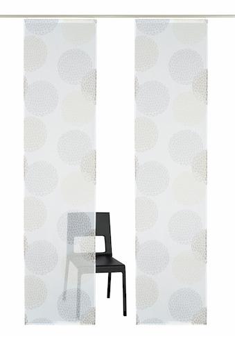 my home Schiebegardine »Belem«, Fertiggardine, inkl. Befestigungszubehör, transparent kaufen