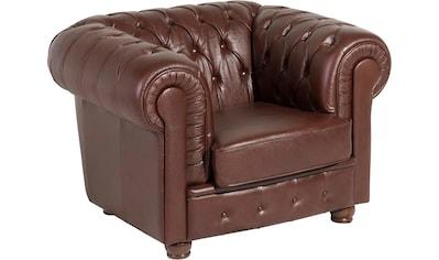 Max Winzer® Sessel »Bristol« kaufen
