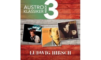 Musik-CD »Austro Klassiker Hoch 3 / Hirsch,Ludwig« kaufen