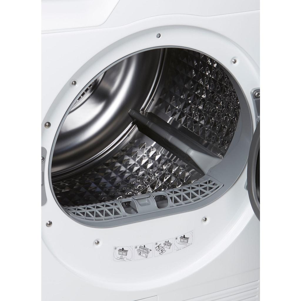 Samsung Wärmepumpentrockner »DV81T6220LH/S2«, 8 kg, Knitterschutz