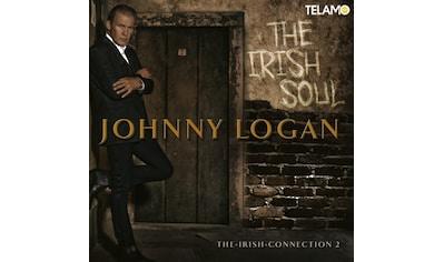 Musik-CD »THE IRISH SOUL-THE IRISH CONNECTION 2 / LOGAN,JOHNNY« kaufen