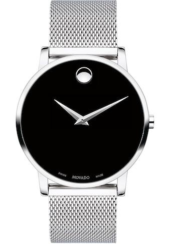 MOVADO Schweizer Uhr »MUSEUM, 607219« kaufen