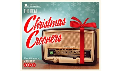 Musik-CD »The Real...Christmas Crooners / Various« kaufen