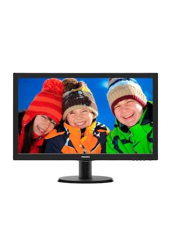 "Philips LCD-Monitor »223V5LHSB2/00«, 54,6 cm/21,5 "", 1920 x 1080 px, Full HD, 5 ms... kaufen"