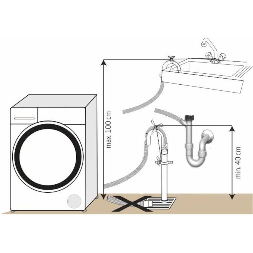 BEKO Waschmaschine »WML61223N1«, WML61223N1, LED-Display
