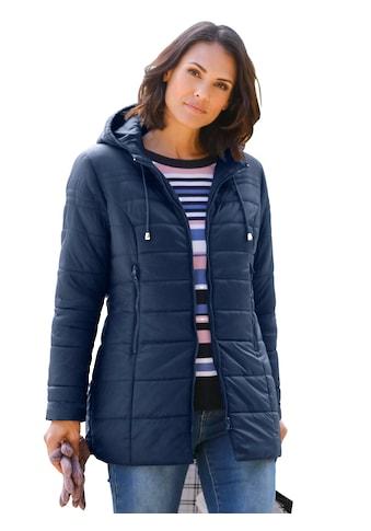 Casual Looks Jacke mit superleichter, angenehm wärmender Wattierung. kaufen