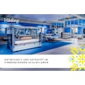Hilding Sweden Komfortschaummatratze »Essentials Air«, 18 cm cm hoch, Raumgewicht: 28 kg/m³, (1 St.)