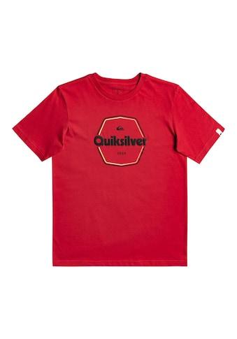 Quiksilver Kapuzenshirt »Hard Wired« kaufen