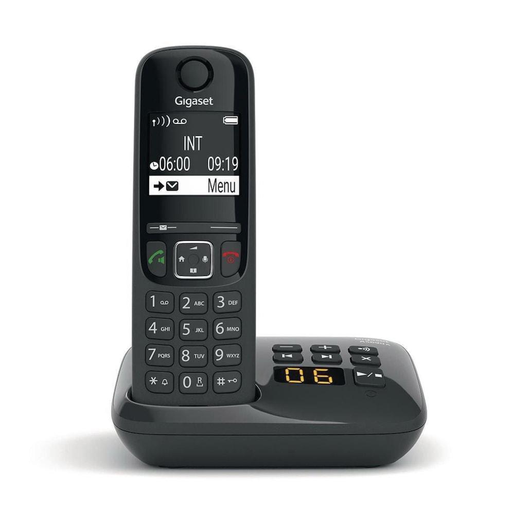 Gigaset Schnurloses DECT-Telefon »AS690A«