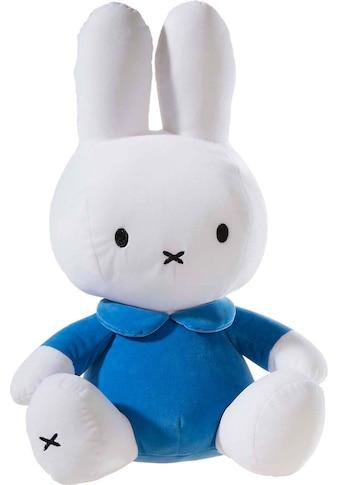 Heunec® Kuscheltier »Miffy Hasendame blau/orange, 50cm« kaufen
