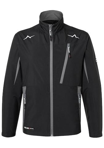 Kübler Softshelljacke »KÜBLER PULSE Ultrashell-Jacke; schwarz anthrazit«, schwarz... kaufen