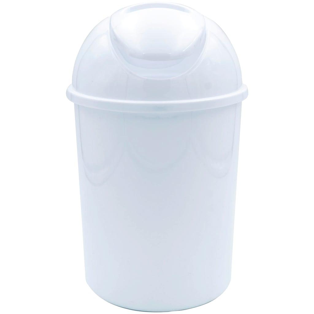 RIDDER Kosmetik-Abfalleimer »Eco«, 5 Liter Fassungsvermögen