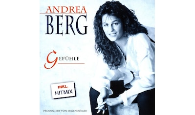 Musik-CD »Gefühle / Berg,Andrea« kaufen