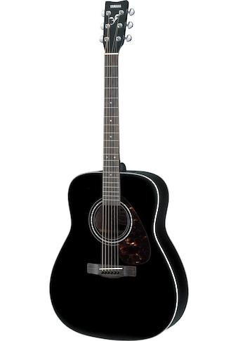 Yamaha Westerngitarre »4/4 Dreadnought Gitarre F370BL«, 4/4 kaufen