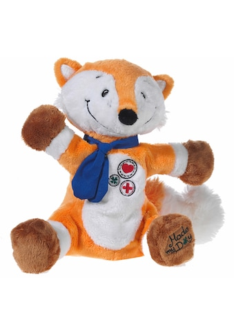 Heunec® Handpuppe »Made my Day, Fuchs Lucky« kaufen
