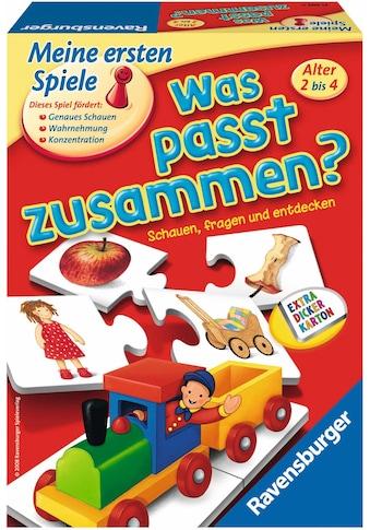 Ravensburger Spiel »Was passt zusammen?«, Made in Europe, FSC® - schützt Wald - weltweit kaufen