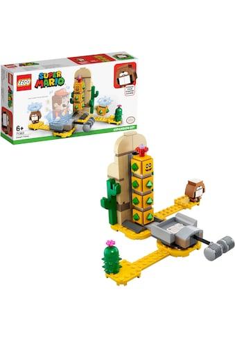 LEGO® Konstruktionsspielsteine »Wüsten-Pokey – Erweiterungsset (71363), LEGO® Super... kaufen
