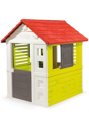 Smoby Spielhaus »Natur«, Made in Europe kaufen