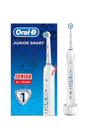 Oral B Elektrische Zahnbürste Junior Smart, Aufsteckbürsten: 1 Stk. kaufen