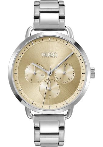 HUGO Multifunktionsuhr »#MELLOW, 1540072« kaufen