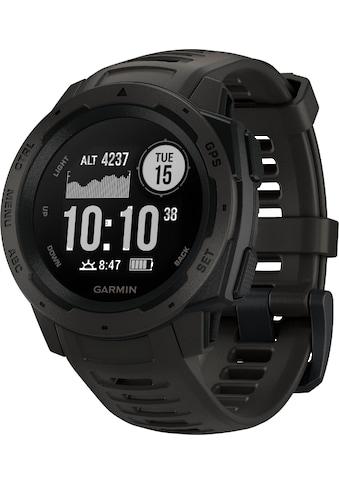 Garmin Instinct Smartwatch kaufen