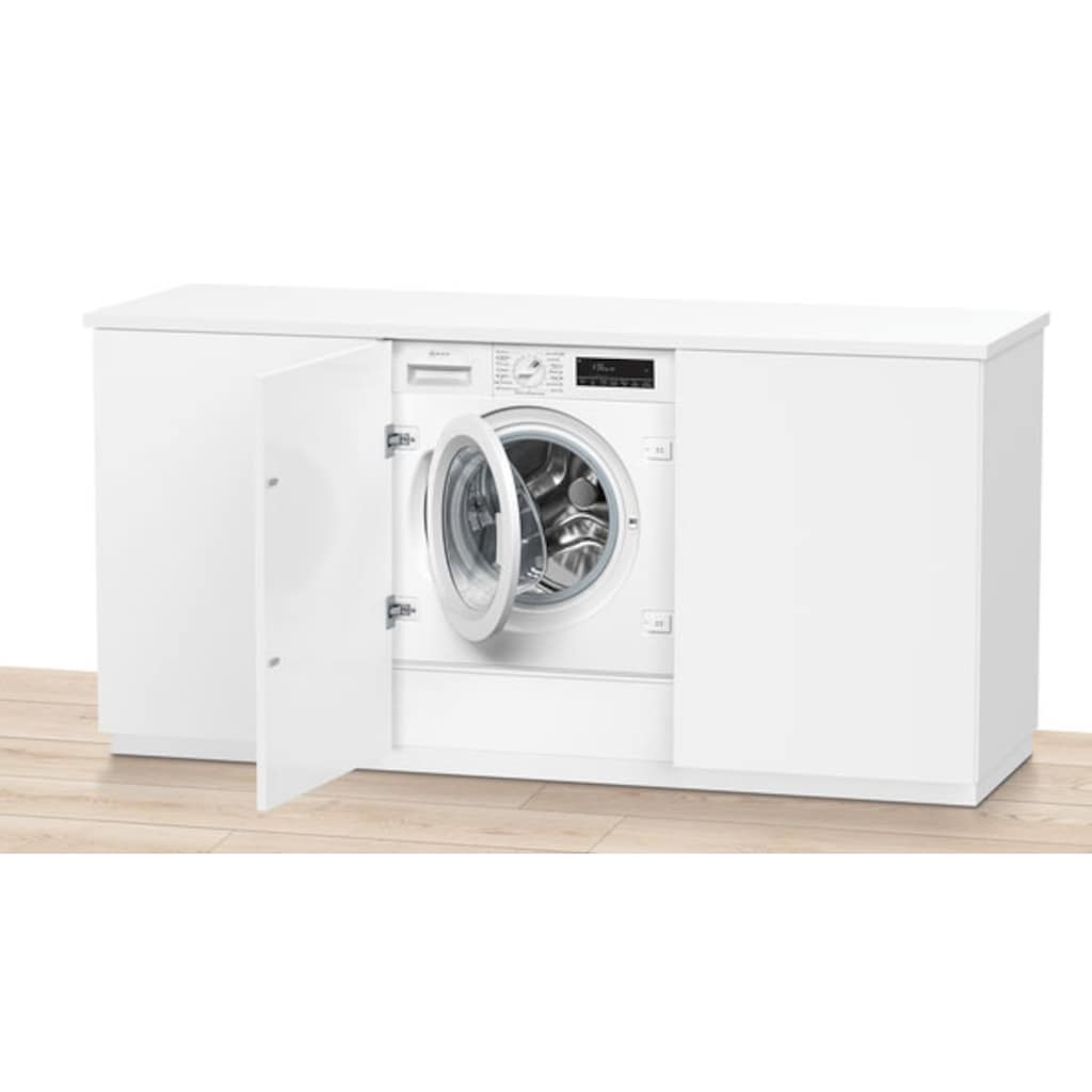 NEFF Einbauwaschmaschine »W6441X0«, W6441X0