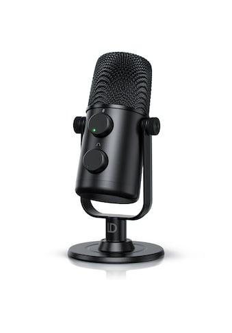 LIAM&DAAN Mikrofon »Kopfhöreranschluss / Monitorfunktion«, schwenkbar kaufen