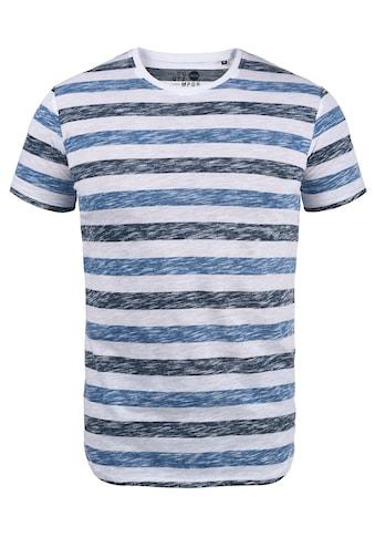 Solid Rundhalsshirt »Tet« kaufen
