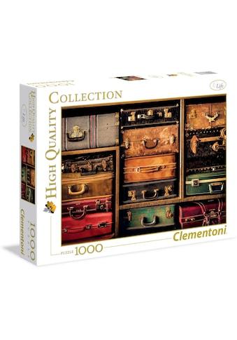 "Clementoni® Puzzle ""Reise"" kaufen"