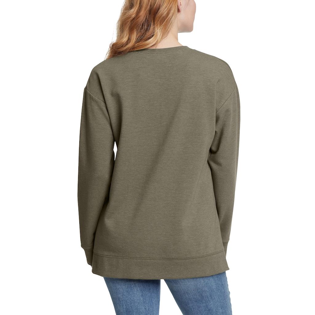 Eddie Bauer Sweatshirt, Motion Cozy Sweatshirt-Tunika