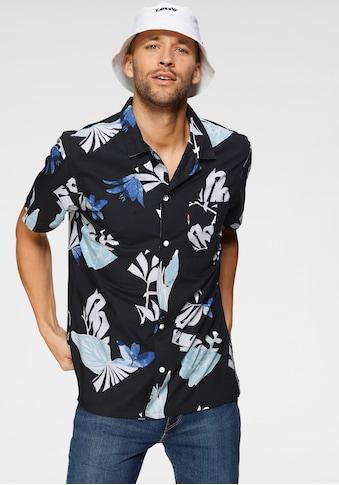 Levi's® Kurzarmhemd »LE CUBANO SHIRT«, mit Alloverprint kaufen