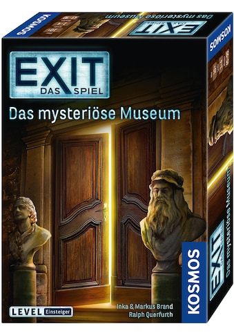 Kosmos Spiel »EXIT - Das mysteriöse Museum«, Made in Germany kaufen