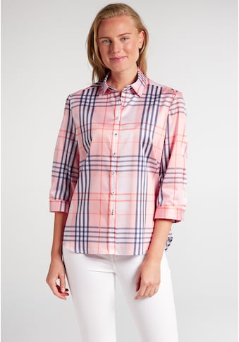 Eterna Hemdbluse »MODERN CLASSIC«, Dreiviertelarm Bluse kaufen