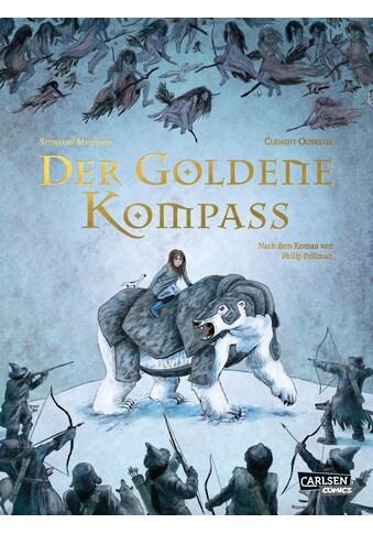 Buch »Der goldene Kompass - Die Graphic Novel zu His Dark Materials 1 / Philip... kaufen