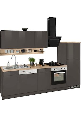 HELD MÖBEL Küchenzeile »Virginia«, ohne E-Geräte, Breite 280 cm kaufen