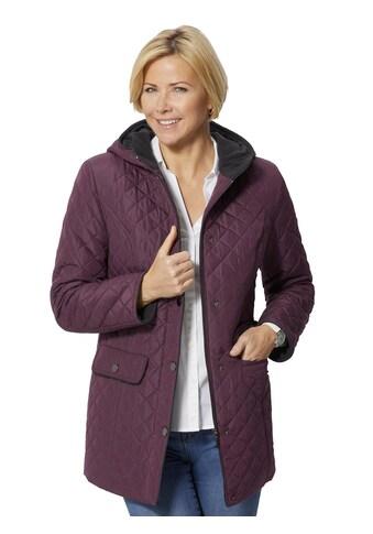 Casual Looks Jacke mit Kontrastdetails kaufen