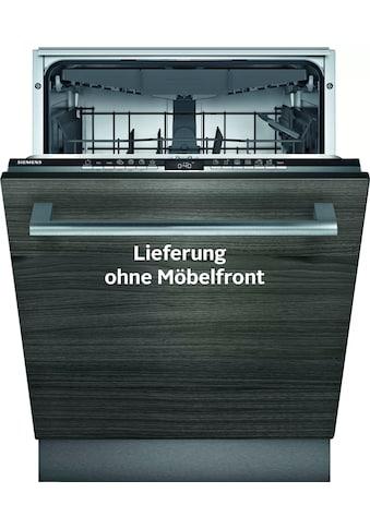 SIEMENS vollintegrierbarer Geschirrspüler »SX63HX60CE«, iQ300, SX63HX60CE, 14 Maßgedecke kaufen