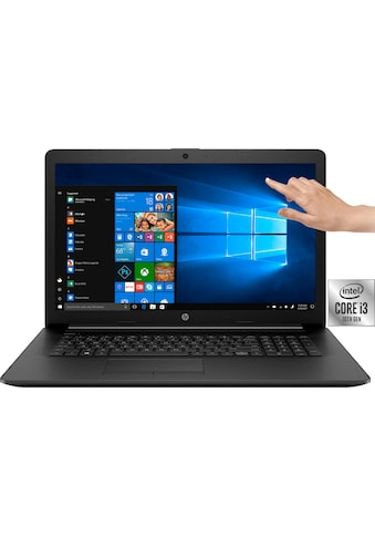 HP 17 - by3225ng Notebook (43,9 cm / 17,3 Zoll, Intel,Core i3,  -  GB HDD, 512 GB SSD) kaufen