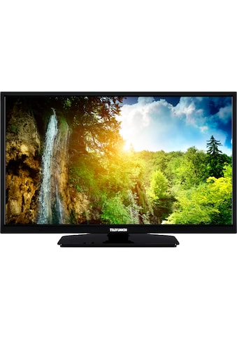 "Telefunken LED-Fernseher »L24H554M1CW«, 60 cm/24 "", HD-ready, Smart-TV kaufen"