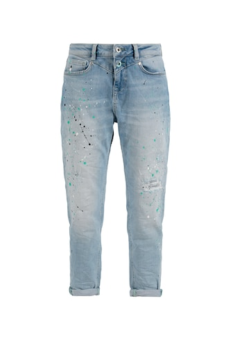 Miracle of Denim Tapered-fit-Jeans »Tapered Jeans«, Levita kaufen