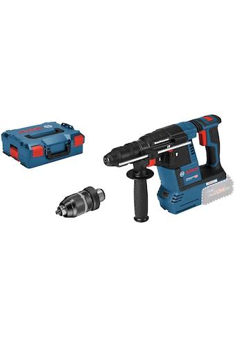Bosch Professional Akku-Bohrhammer »GBH 18V-26 F«, ohne Akku und Ladegerät kaufen